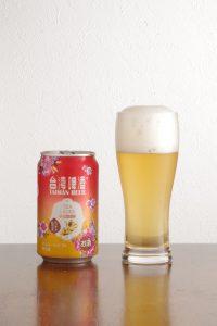 台湾ビール 紅茶ラガー