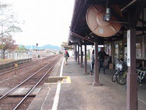 長良川鉄道 関駅